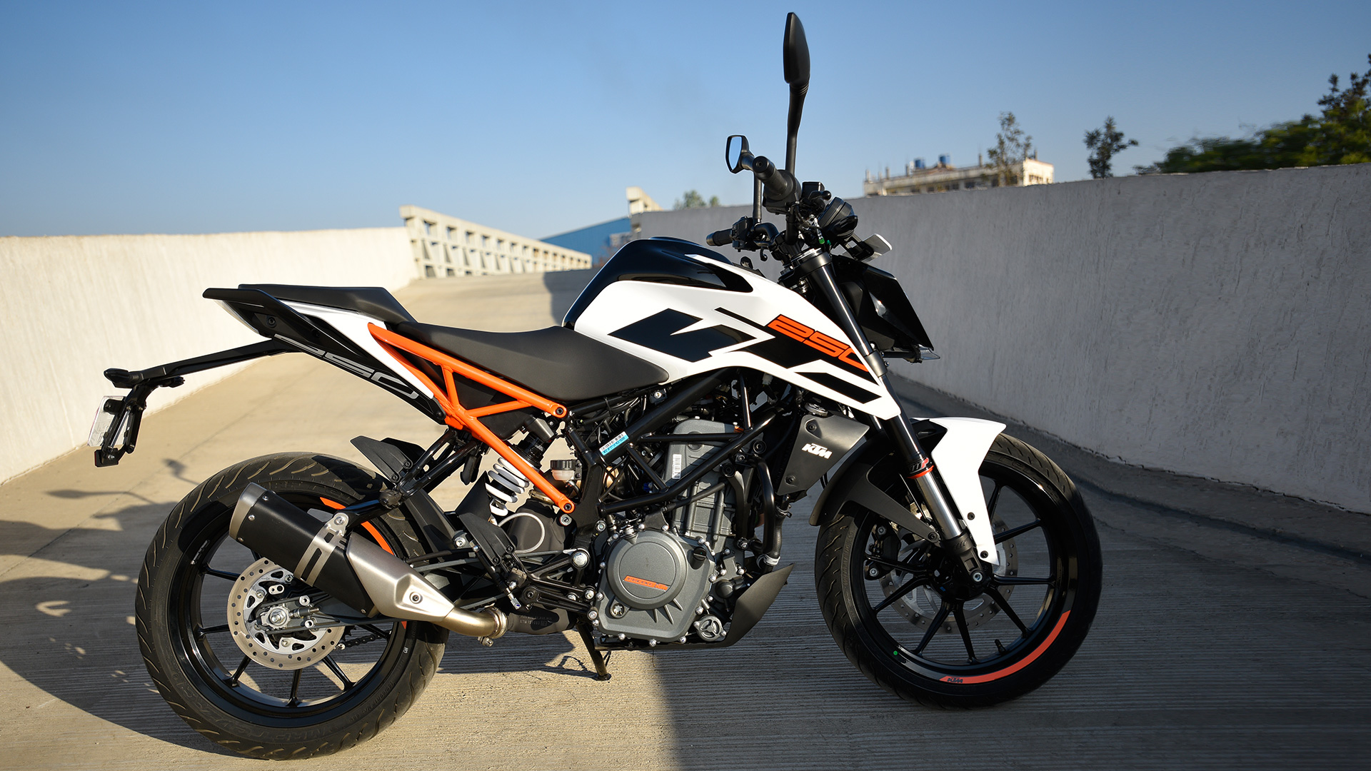 Ktm Duke Specifications