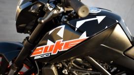 KTM 200 Duke 2017 STD