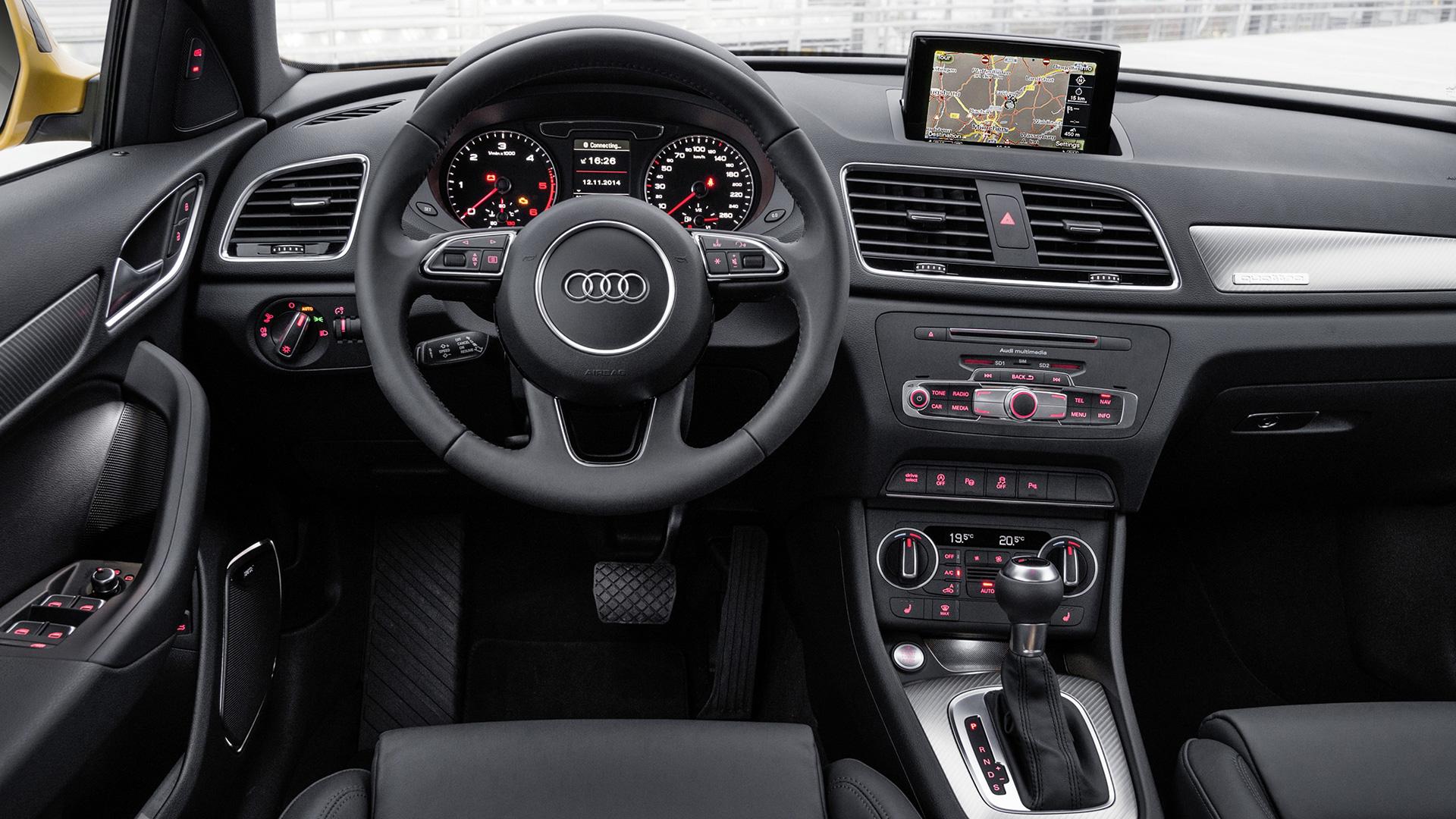 Audi-Q3-2017-2.0 TDI Quattro Exterior