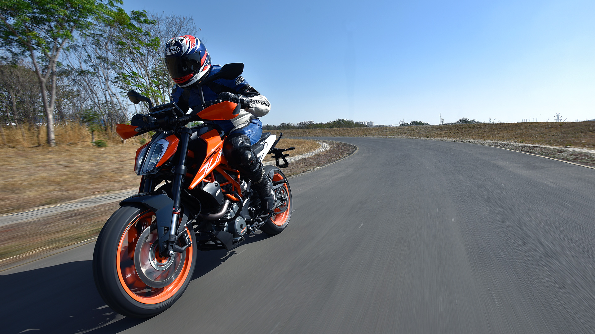 Ktm Duke Mileage On Road