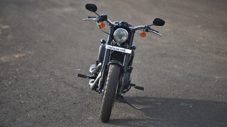 Harley-Davidson Roadster 2016 Std Comparo