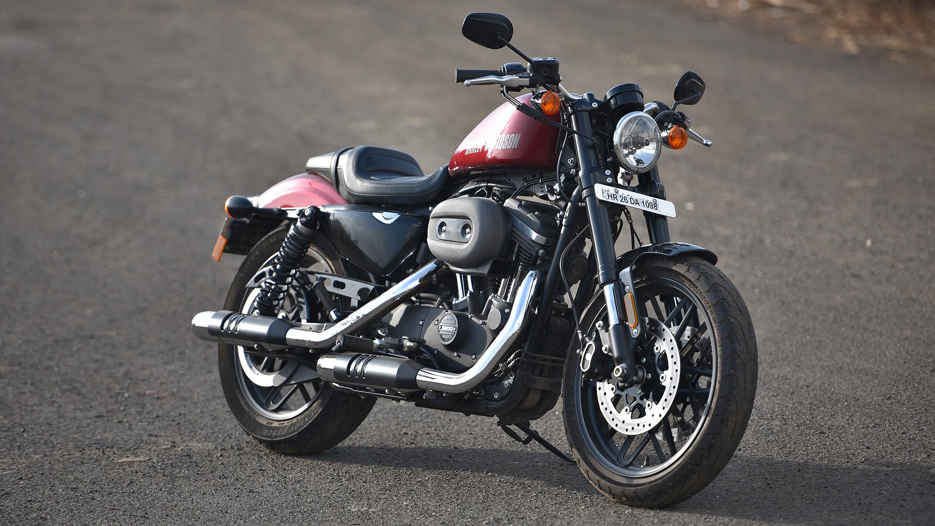 Harley-Davidson Roadster 2016 Std Compare