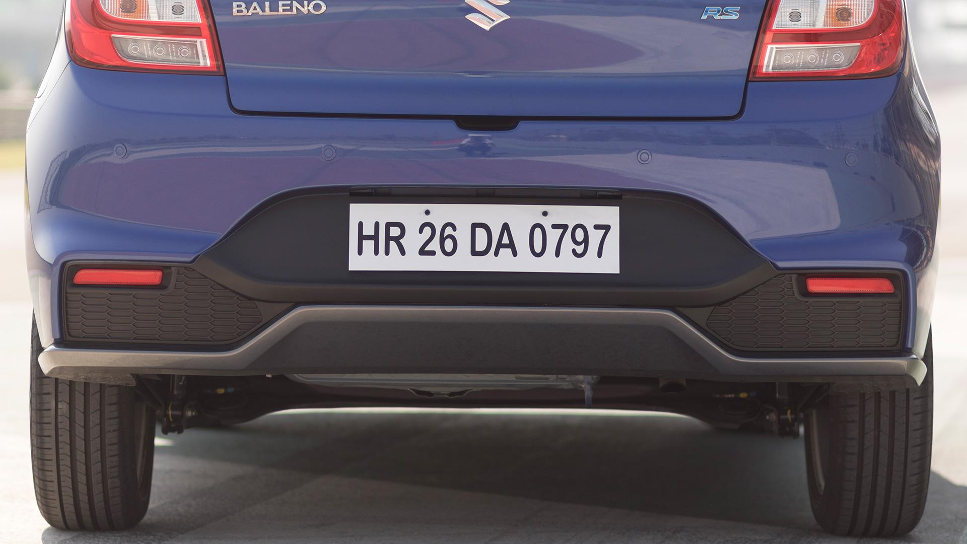 Maruti Suzuki Baleno 2017 RS Exterior