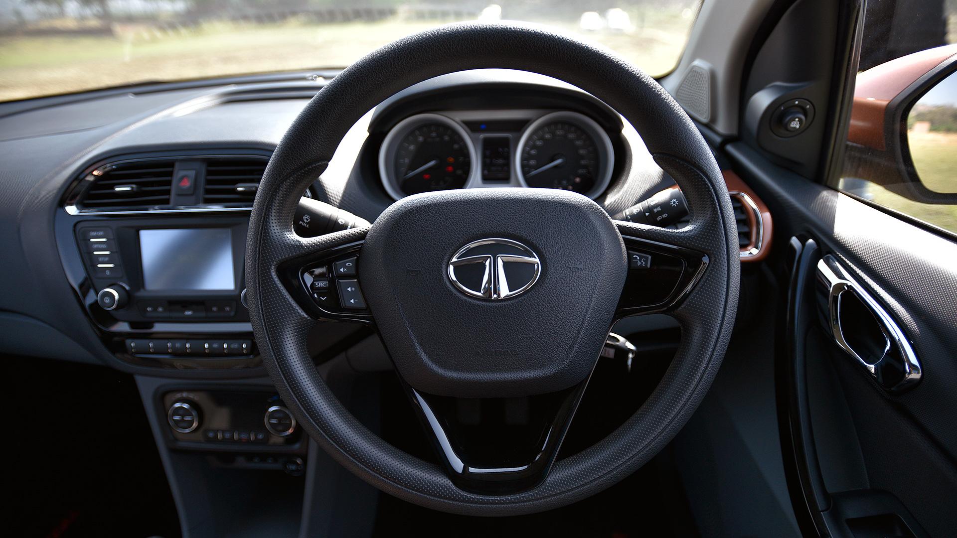 Tata Tigor 2017 Revotron XZ Exterior