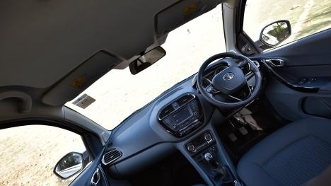 Tata Tigor 2017 Revotorq XZ (O) Interior