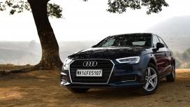 Audi A3 2017 35 TFSI Technology Exterior