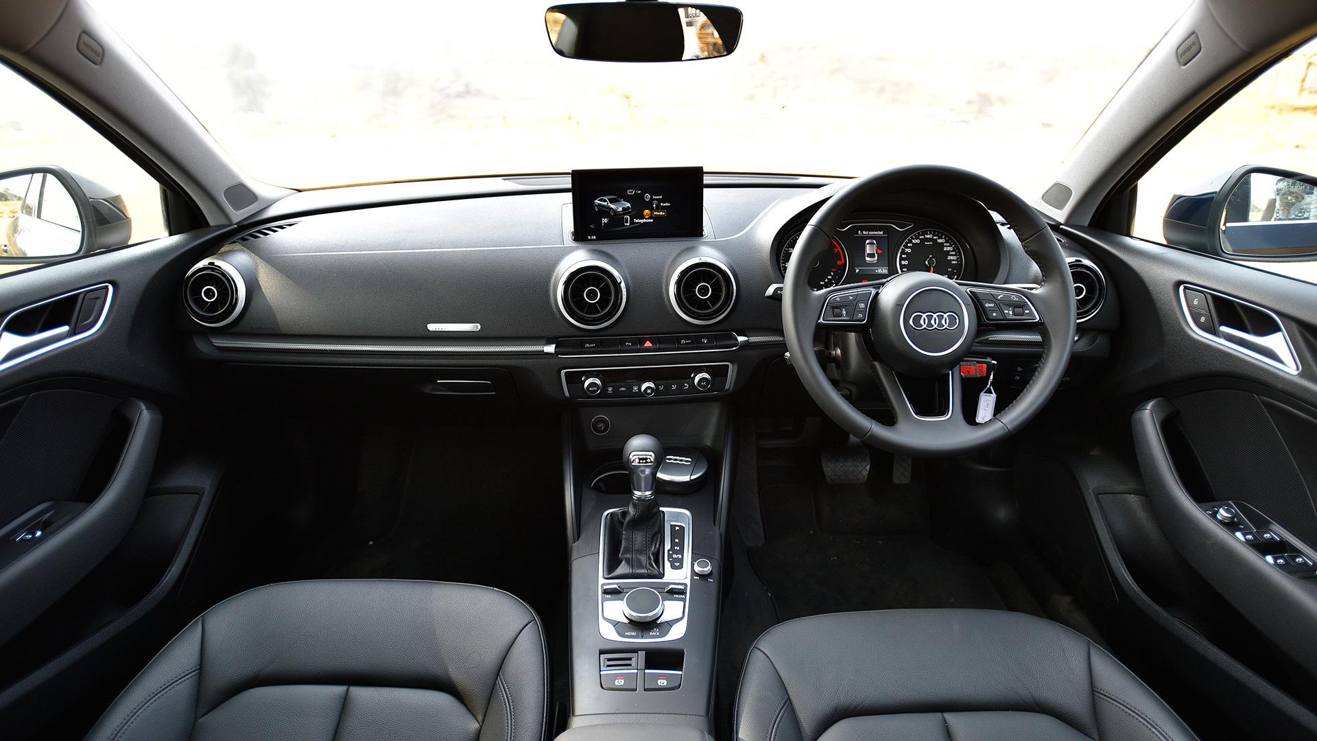 ... Audi A3 2017 35 TFSI Technology Interior ...