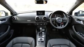Audi A3 2017 35 TFSI Technology Interior