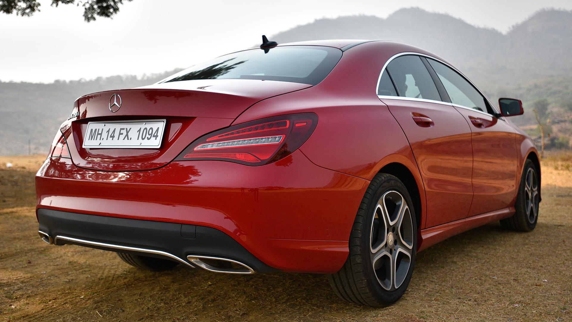 Mercedes Benz Cla 2017 200 Sport Price Mileage Reviews