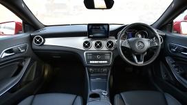 Mercedes Benz CLA 2017 200 Sport Exterior