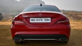 Mercedes Benz CLA 2017 200 Sport Compare