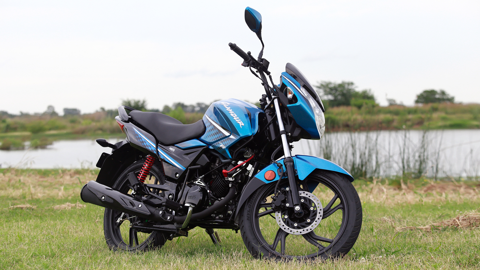 Hero Glamour 2017 Drum Price Mileage Reviews Specification