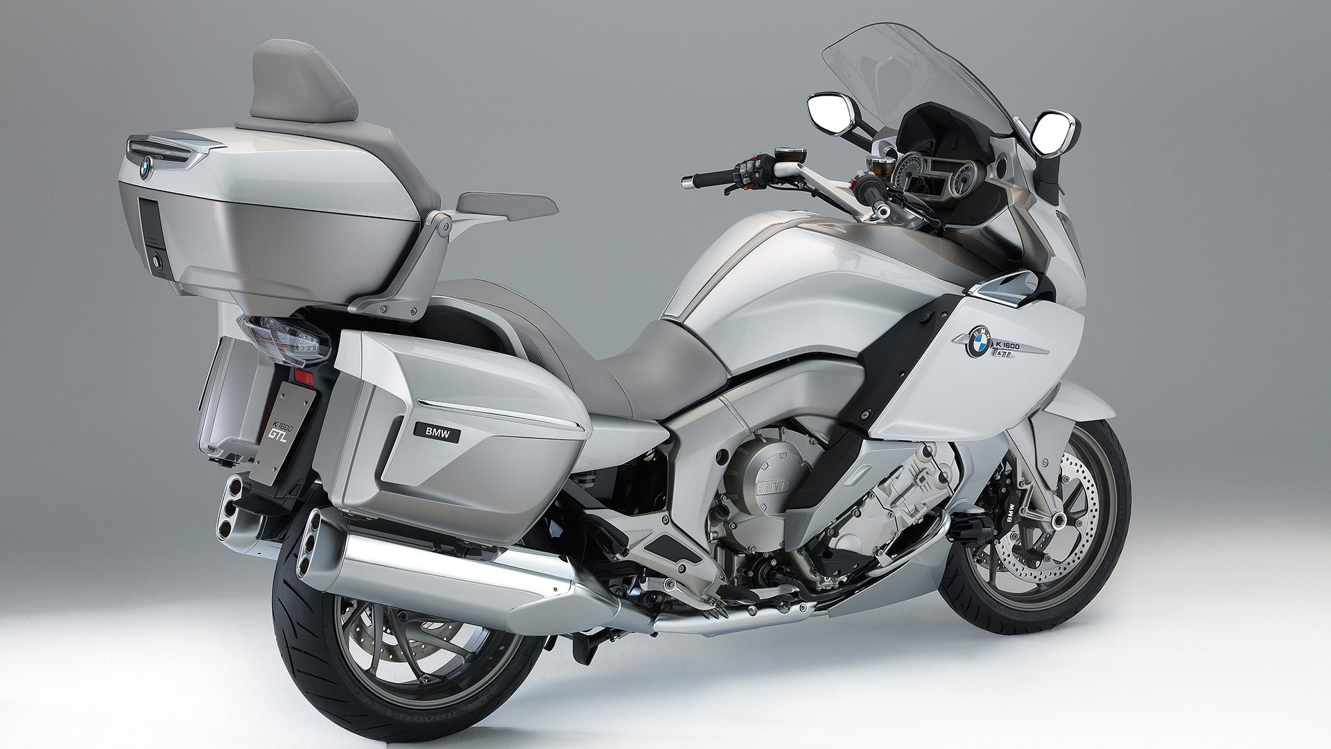 bmw k 1600 gtl 2017 pro price mileage reviews. Black Bedroom Furniture Sets. Home Design Ideas