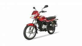 Bajaj Platina 100 2015 Spoke wheel Exterior
