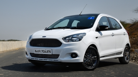 Ford Figo 2017 1.5 Diesel Sports Edition  Exterior