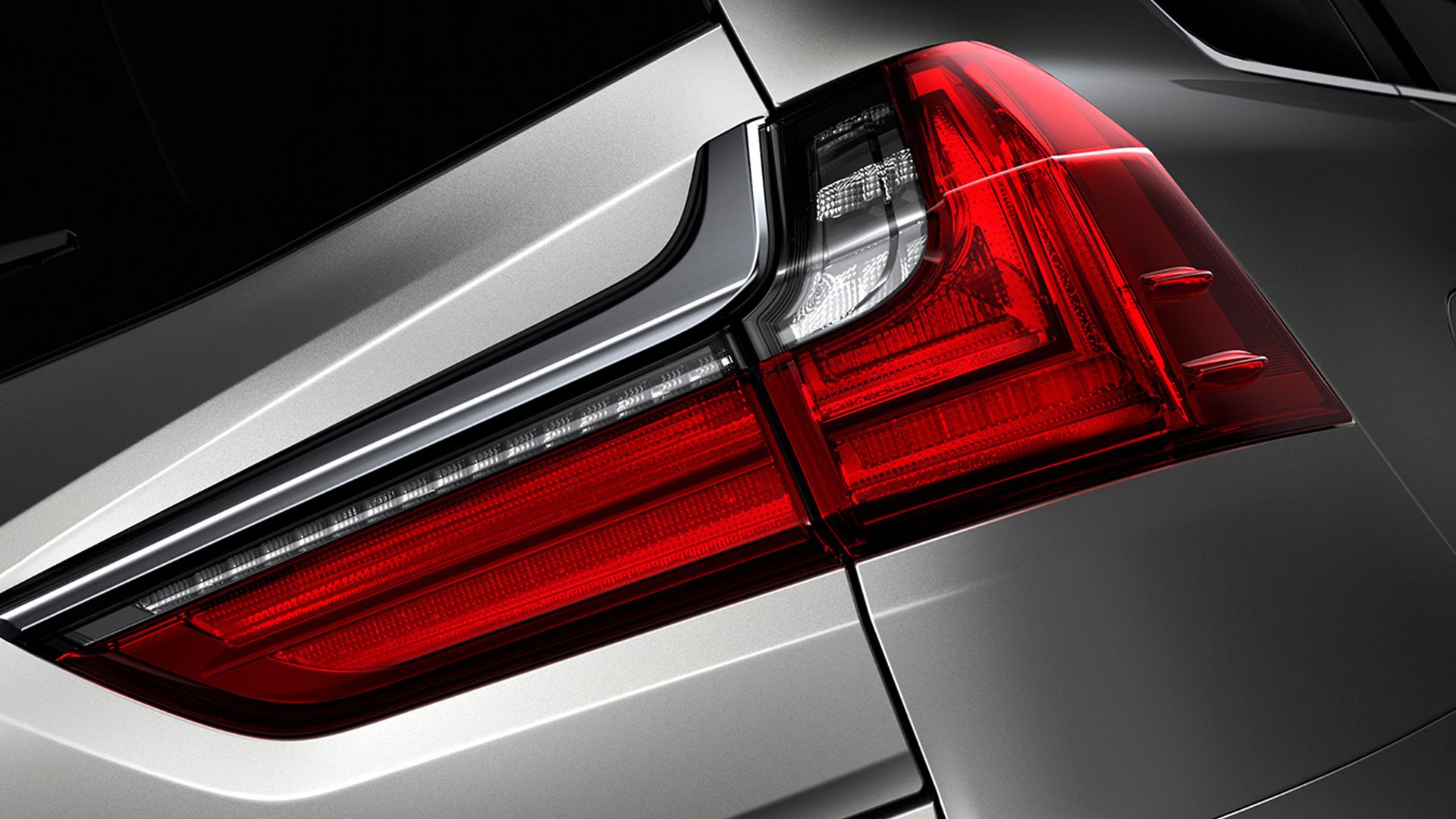 Lexus LX 450d 2017 STD Exterior