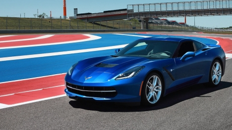 Chevrolet Corvette Stingray 2016 STD Exterior