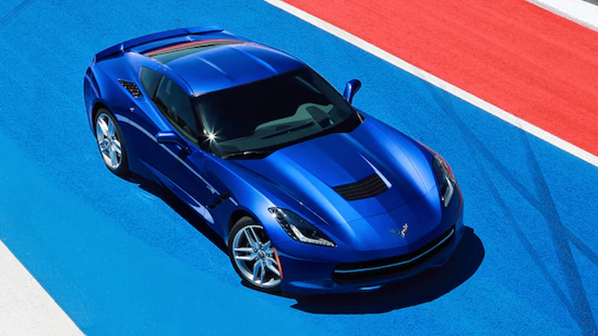 Chevrolet Corvette Stingray 2016 STD Price Mileage Reviews