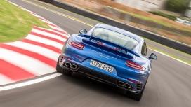 Porsche 911 Turbo 2016 STD Exterior