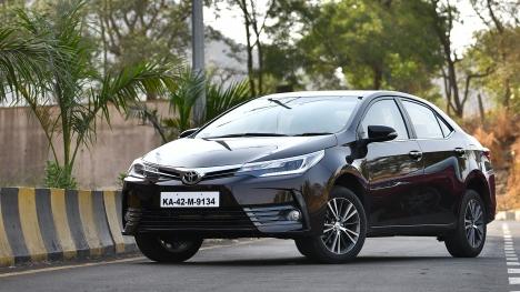 Toyota Corolla Altis 2014 VL (CVT)