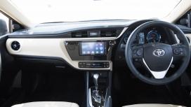 Toyota Corolla Altis 2017 VL (CVT) Interior
