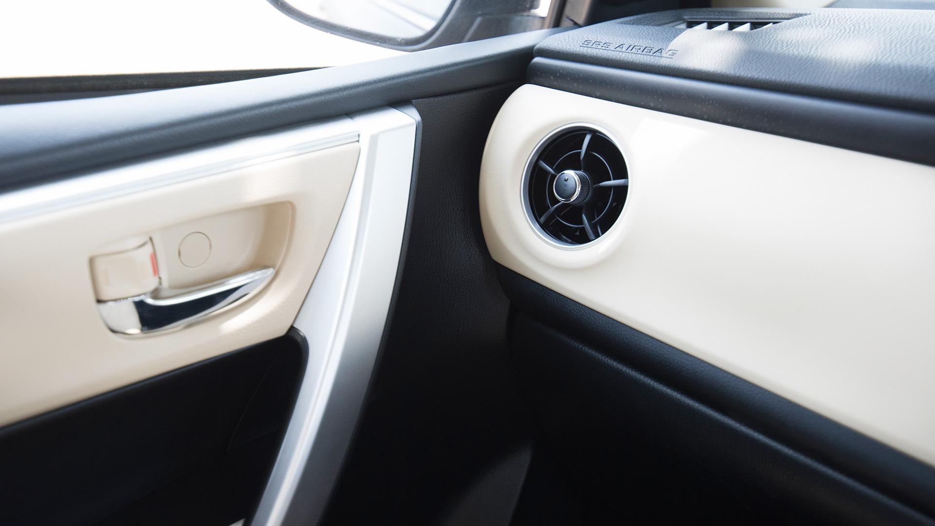 Toyota Corolla Altis 2017 VL (CVT) Interior Car Photos ...