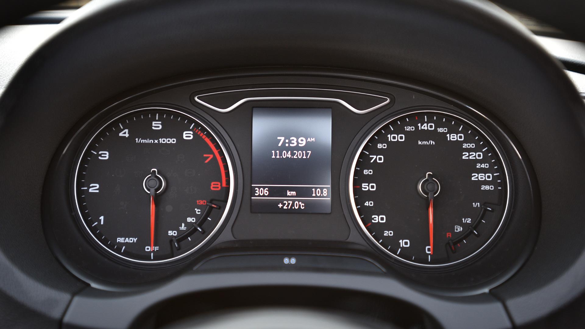 Audi A3 Cabriolet 2017 35 TFSI Interior