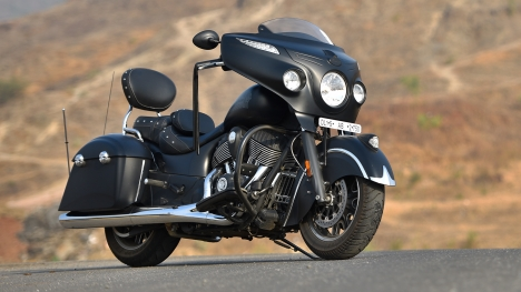 Indian Chieftain 2016