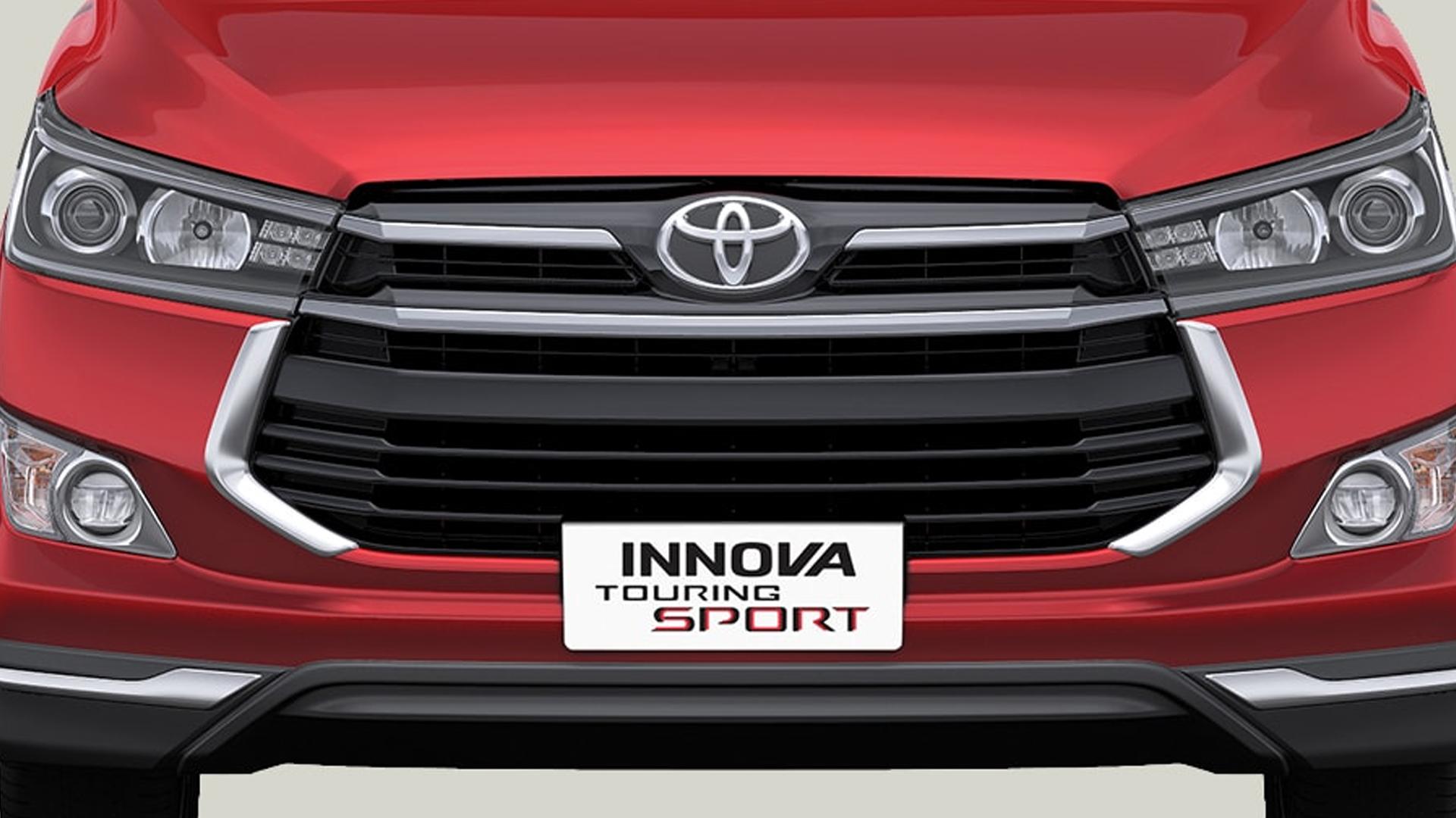 Toyota Innova Crysta 2017 Touring Sport Petrol MT Exterior