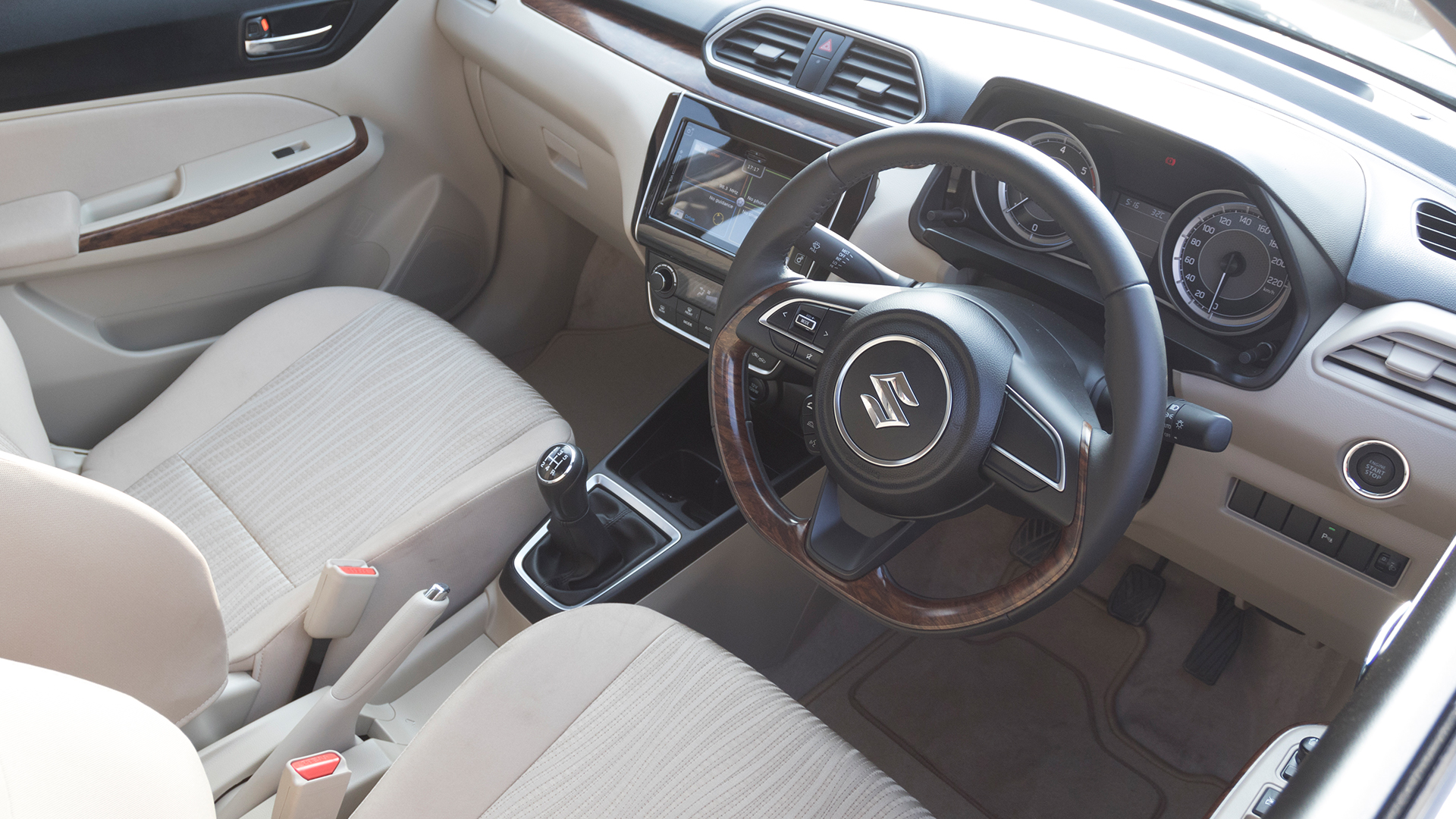 Used Car Valuation Calculator in 2018. Self Valuation of Maruti swift dzire vxi interior photos