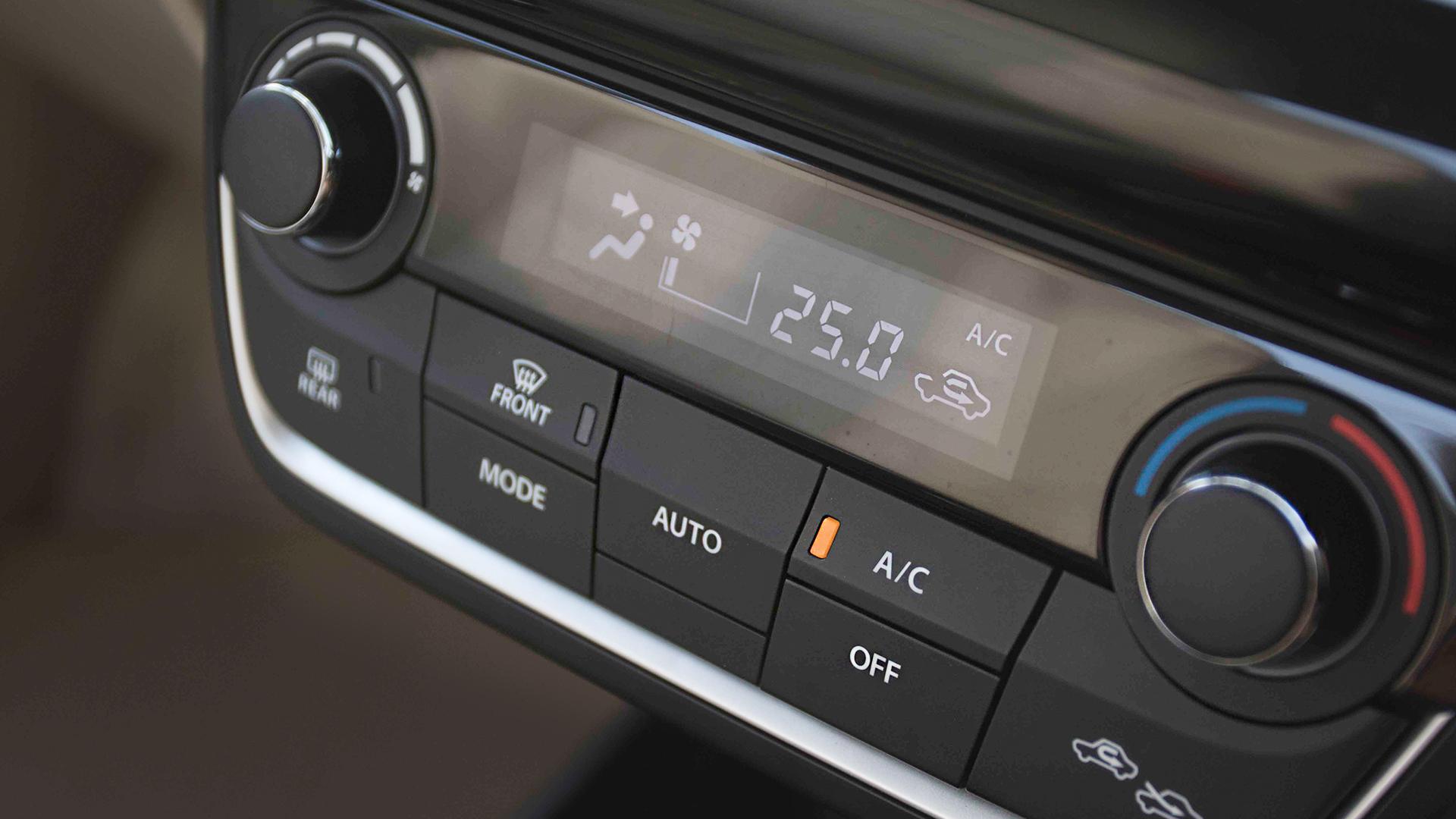 Maruti Suzuki Dzire 2017 ZXI+ AGS Interior