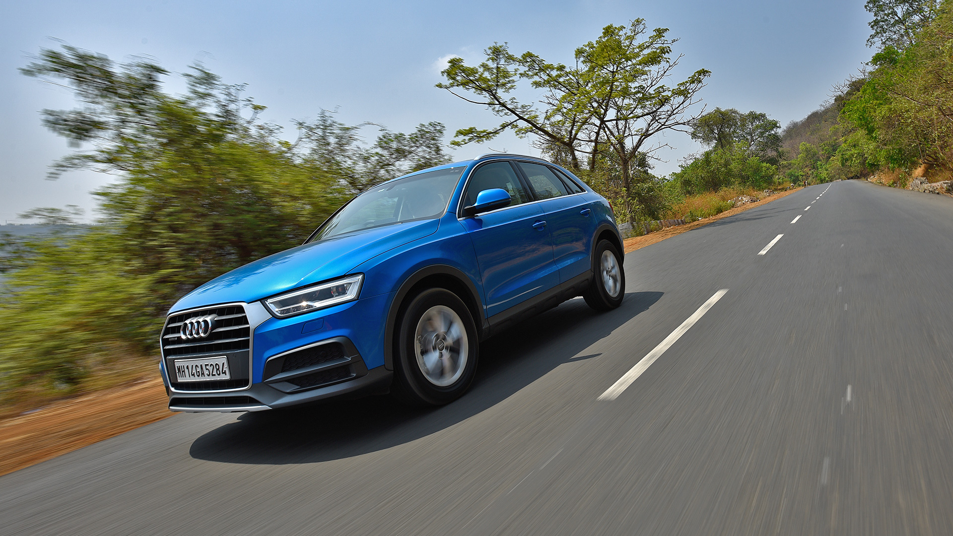 audi q3 2017 price mileage reviews specification gallery overdrive. Black Bedroom Furniture Sets. Home Design Ideas