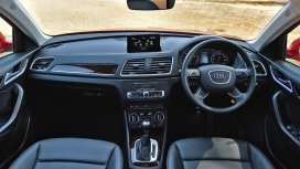 Audi Q3 2017 1.4 TFSI Interior