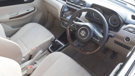 Maruti Suzuki Dzire 2017 ZDi+ Interior