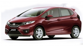 Honda Jazz 2015 Diesel E Exterior