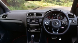 Volkswagen Polo 2017 GTI Interior