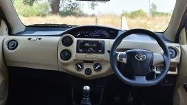 Toyota Platinum Etios 2016 VXD Interior