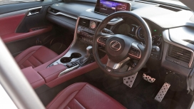 Lexus RX 450h 2017 STD Interior