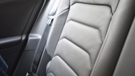 Volkswagen Tiguan 2017 Highline Diesel Interior