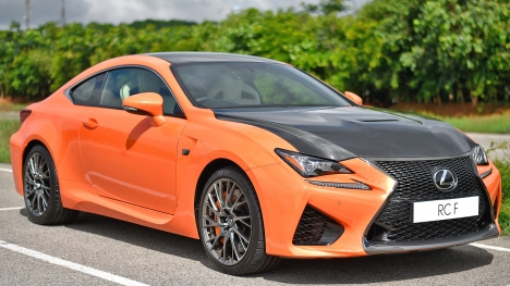 Lexus Rc F 2018 Price Mileage Reviews Specification Gallery