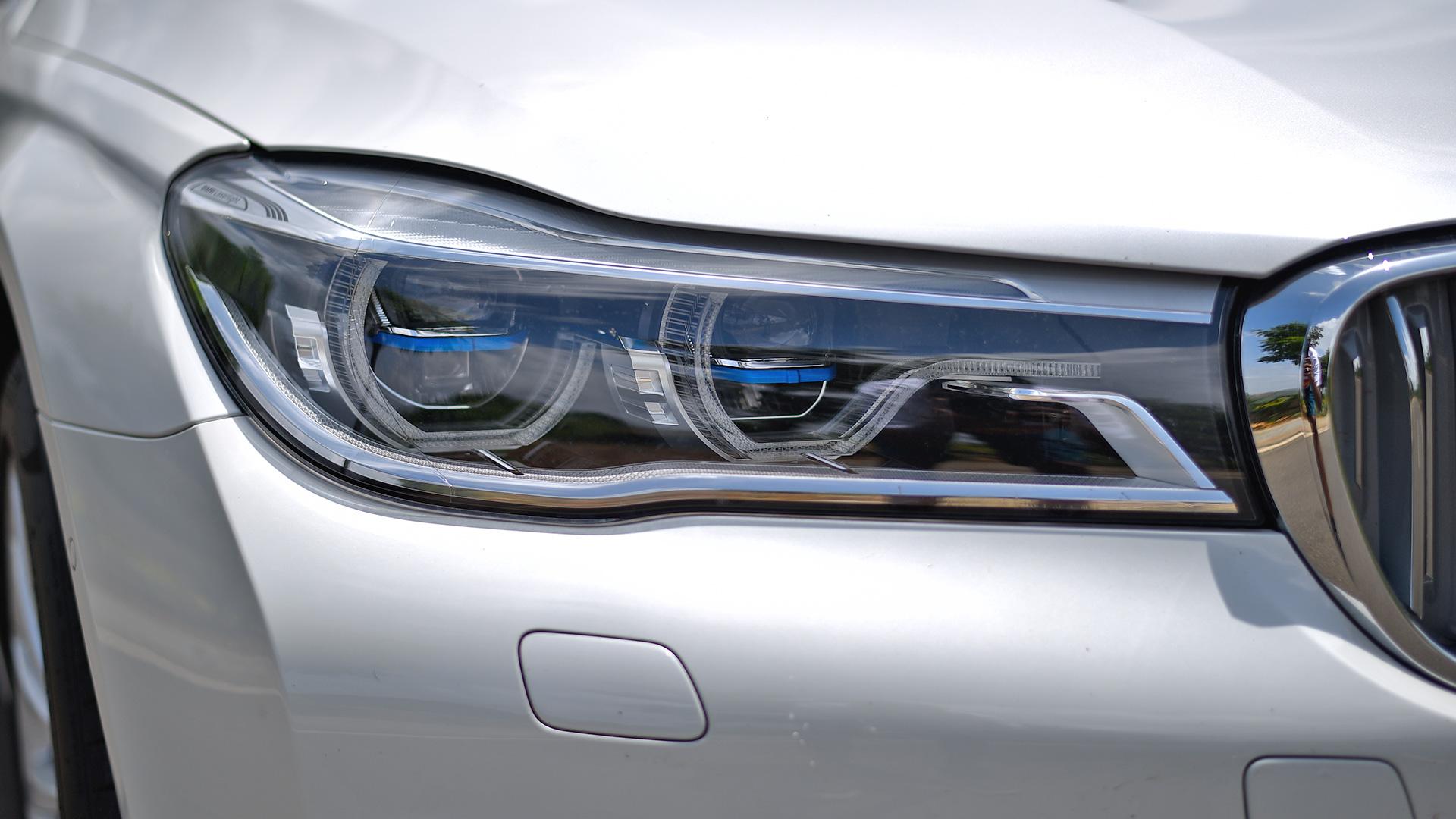BMW 7 series 2017 740Li DPE Signature Exterior