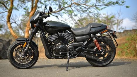 Harley-Davidson Street Rod 2017 STD