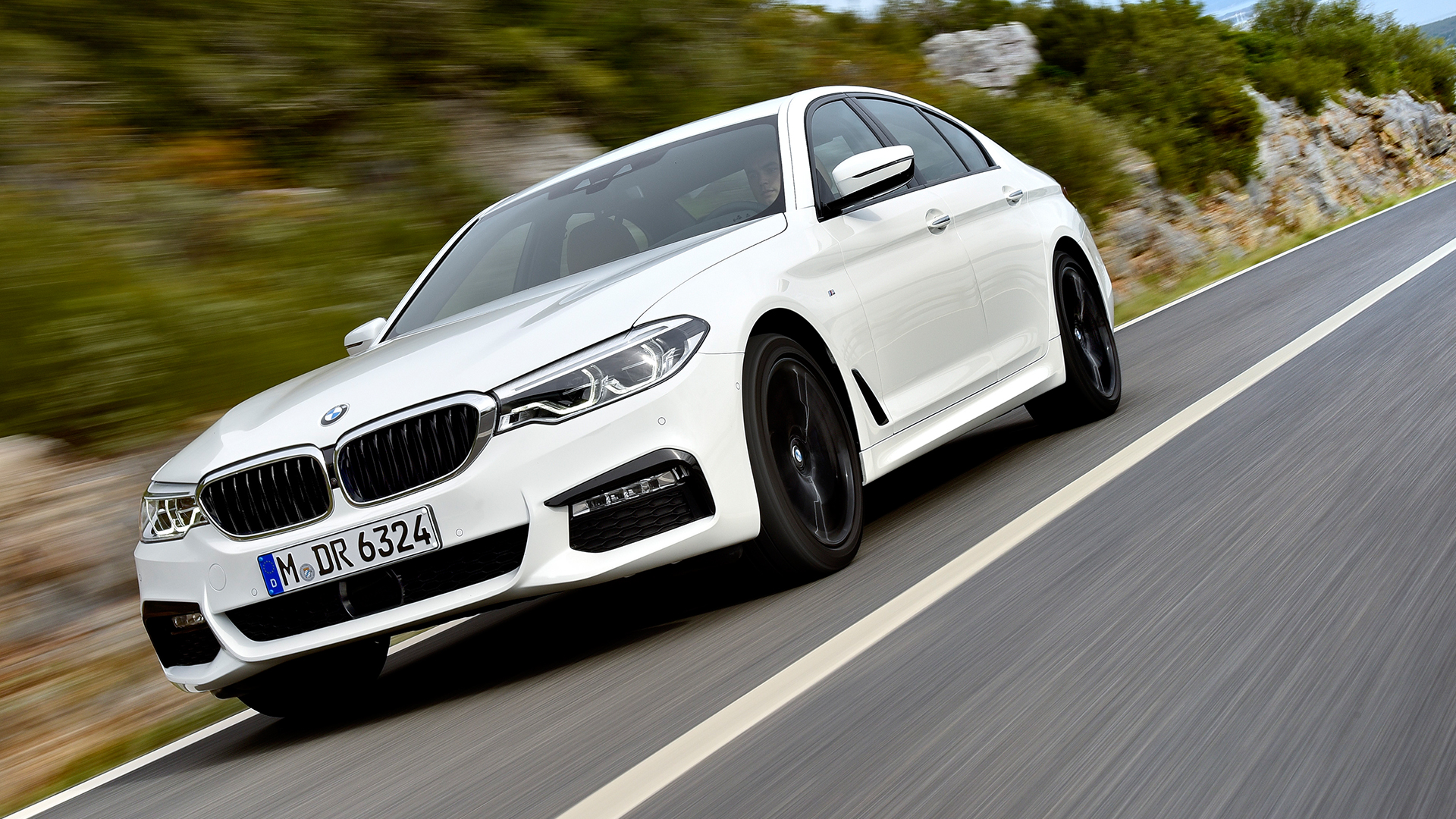 bmw 5 series 2017 price mileage reviews specification gallery overdrive. Black Bedroom Furniture Sets. Home Design Ideas