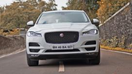 Jaguar F-pace 2016 Prestige Exterior