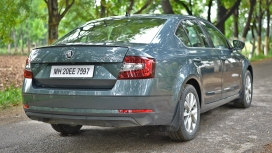 Skoda Octavia 2017 2.0 TDI CR (AT) Style Plus Exterior