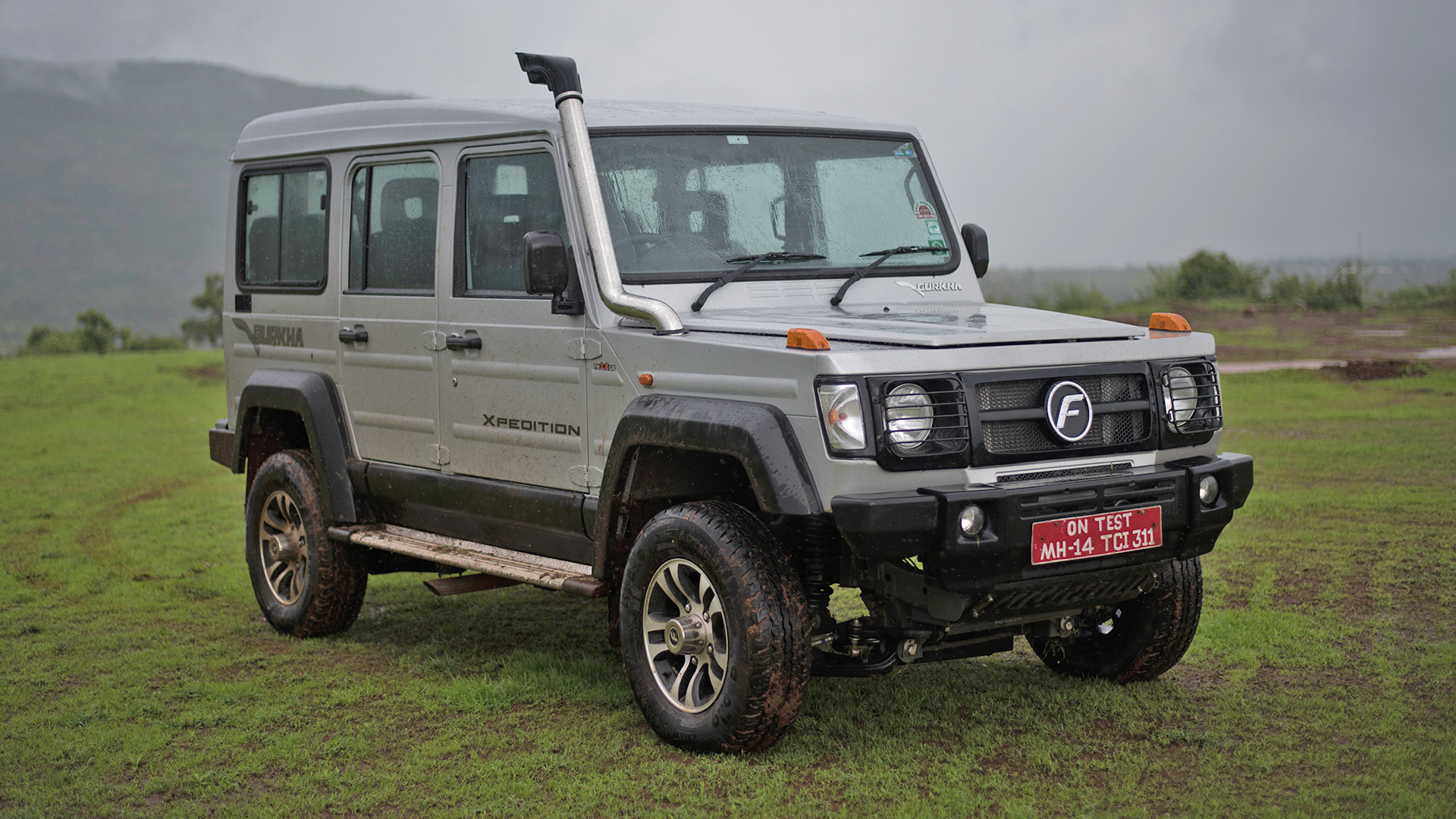 Force Gurkha 2017 Price Mileage Reviews Specification