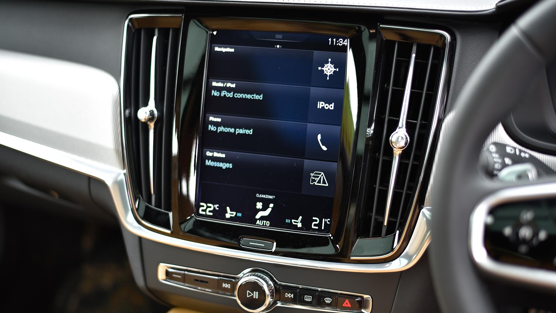 Volvo V90 Cross Country 2017 Diesel Std Interior