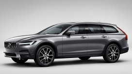 Volvo V90 Cross Country 2017 Diesel Std Exterior