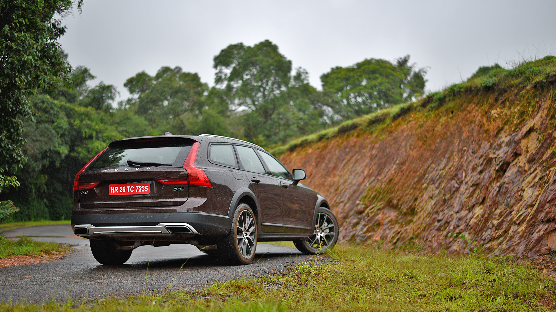 volvo v90 cross country 2017 price mileage reviews specification gallery overdrive. Black Bedroom Furniture Sets. Home Design Ideas