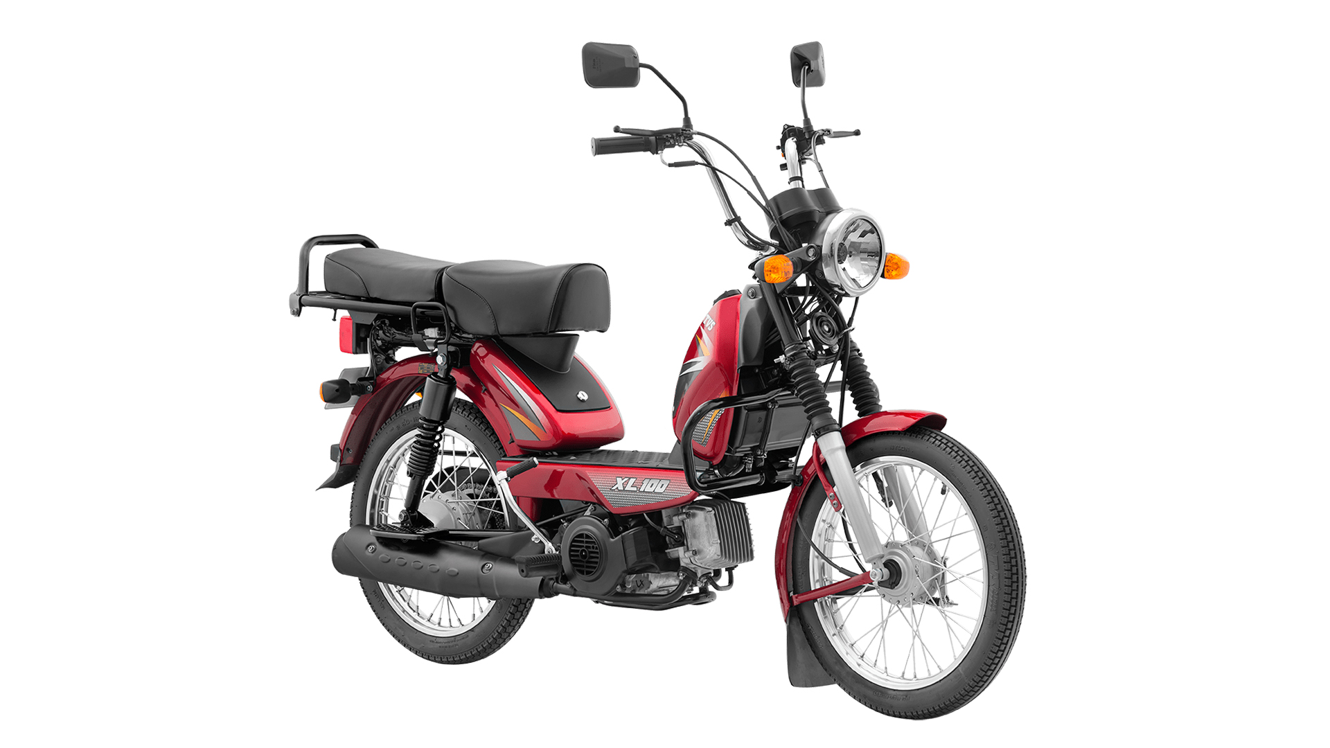 Tvs Xl100 2015 Price Mileage Reviews Specification